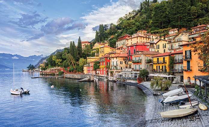 Lake Como & Bellagio Walking & Hiking Tour