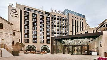Orient Jerusalem Hotel, Israel