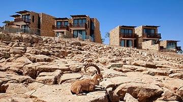 Beresheet Hotel, Israel