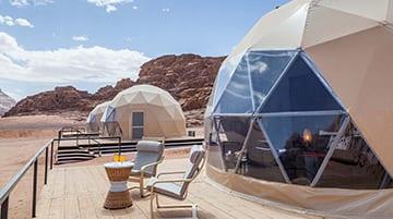 Sun City Camp, Jordan