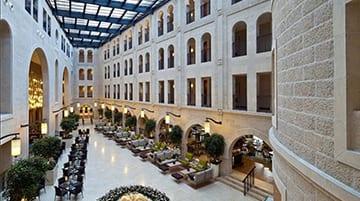 Waldorf Astoria Hotel, Jerusalem, Israel