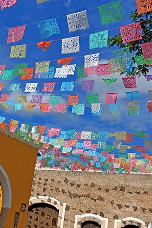 Yucatán Multi-Adventure Tour - Mexican Prayer Flags