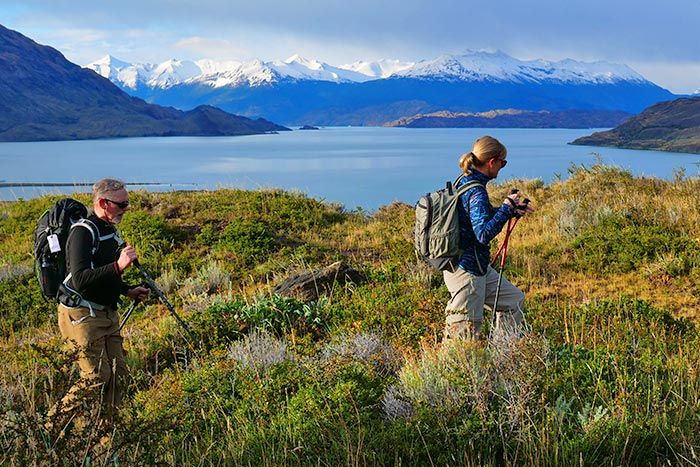 Patagonia Family Walking & Hiking Tour - Older Teens & 20s