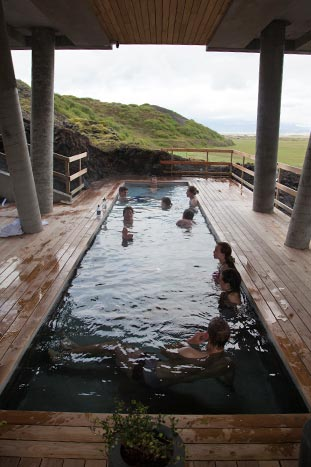 Hotel Ion Pool, Iceland