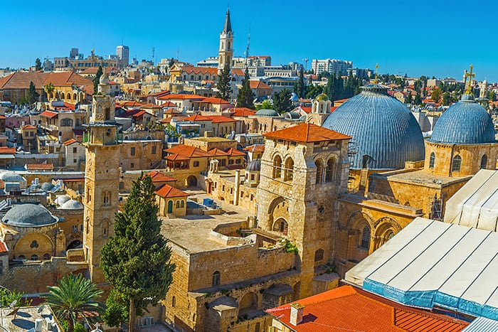 Israel & Jordan Family Walking & Hiking Tour - Older Teens & 20s | Backroads