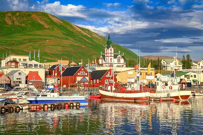 Hot Springs - Northern Iceland Walking & Hiking Tour
