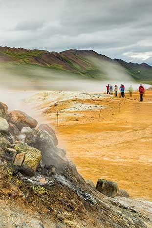 Backroads Northern Iceland Walking & Hiking Tour
