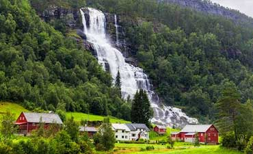 Norway Family Multi-Adventure Tour – Older Teens & 20s