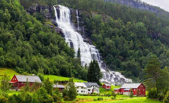 Norway Multi-Adventure Tour