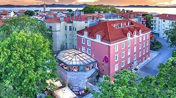 Hotel Bastion, Zadar, Croatia