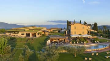 Borgobrufa Spa Resort, Brufa di Torgiano