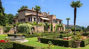 Villa Cattani Stuart