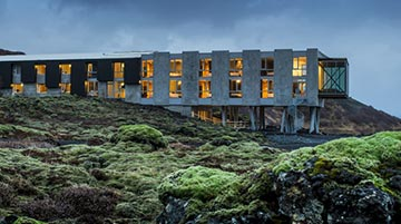 Hotel Ion, Iceland