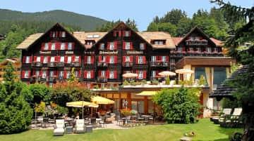 Romantik Hotel Schweizerhof, Switzerland
