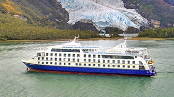 Australis Ship, Chile Fjords
