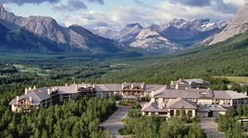 Pomeroy Kananaskis Mountain Lodge, Alberta, Canada
