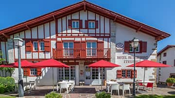 Hôtel Ithurria, Ainhoa
