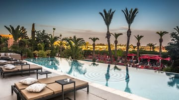 Sofitel Marrakech Lounge and Spa Hotel