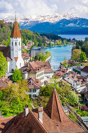 Backroads Switzerland Family Multi-Adventure Tour - Older Teens & 20s