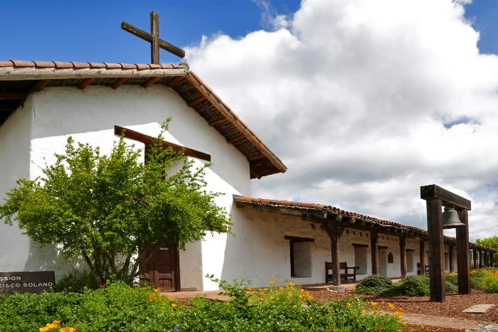 Backroads Wine Country Active Culinary Walking Tours – Mission San Fransisco Solano