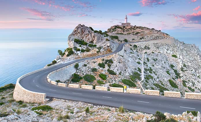 Spain's Mallorca Bike Tour