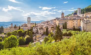 Umbria to Adriatic Bike Tour