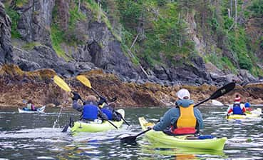 Alaska Ocean Cruise Adventures