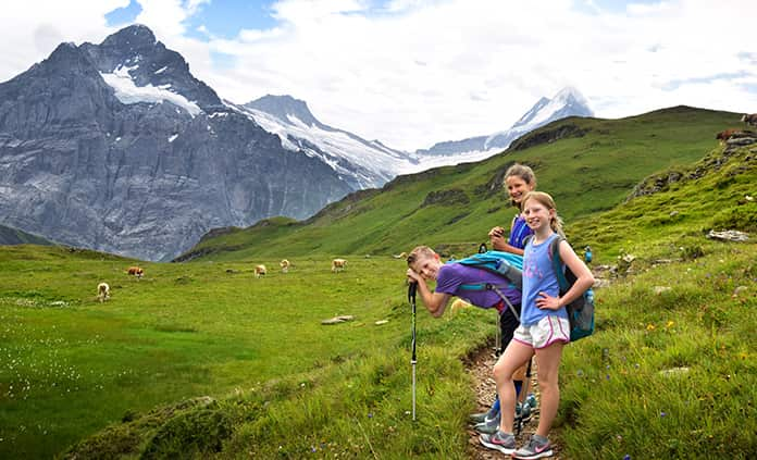 French, Italian & Swiss Alps Multi-Adventure Tour