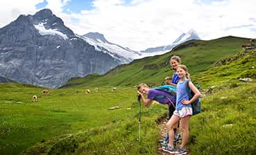 Frence & Italian Alps Family Multi-Adventure Tour