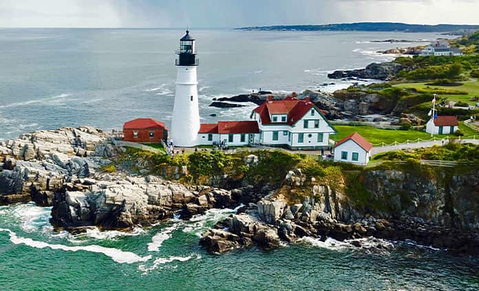 Maine Multi-Adventure Tour