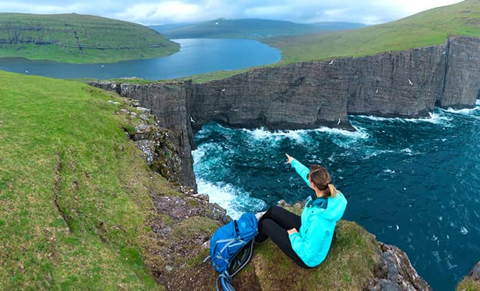 Iceland & Faroe Islands Walking & Hiking Tour