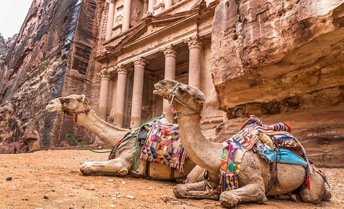 Israel & Jordan Walking & Hiking Tour
