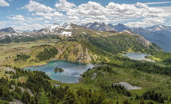 Banff & Kananaskis Walking & Hiking Tour