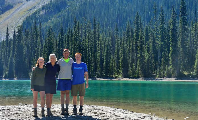 Banff & Kananaskis Walking & Hiking Tour