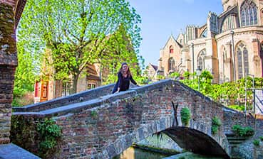 Netherlands & Belgium Walking & Hiking Tour