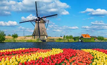 Netherlands & Belgium Family Walking & Hiking Tour