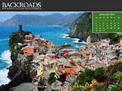 Backroads Calendar Image