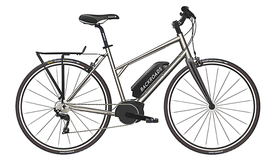 Backroads New eBike