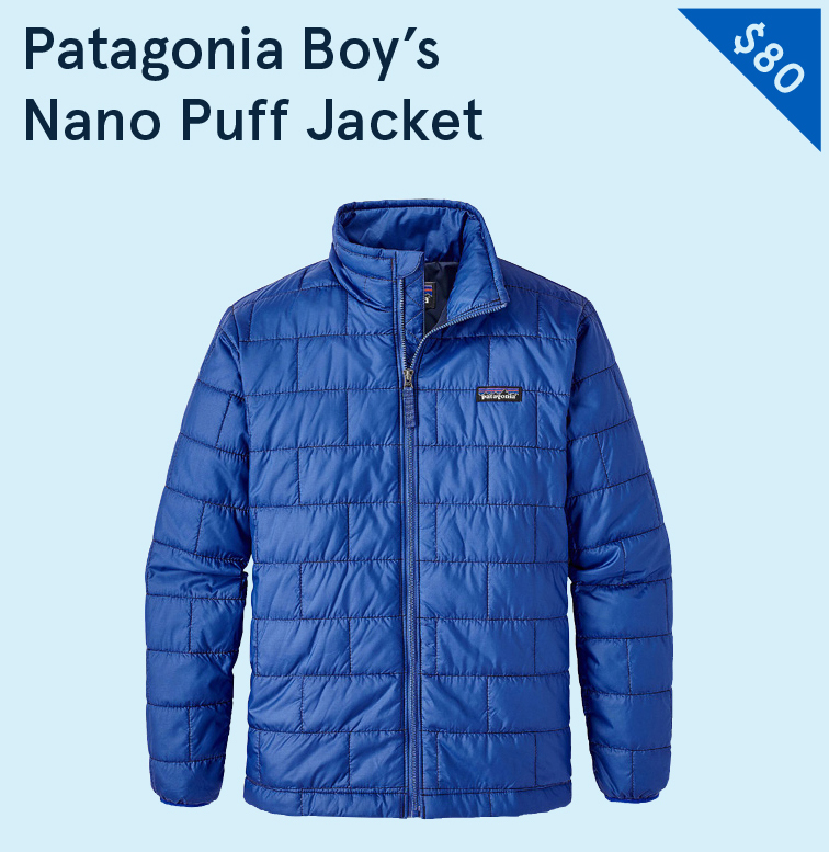 Boys's Nano Puff Jacket
