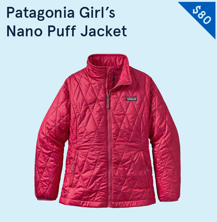Girl's Nano Puff Jacket