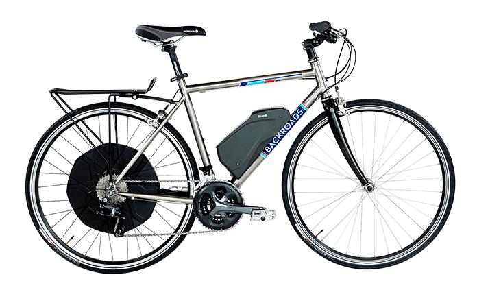 Electric-Assist Bike