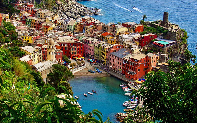 Nov cinqueterre tuscany walking tours
