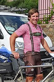 Backroads Trip Leader Ingo Albrecht