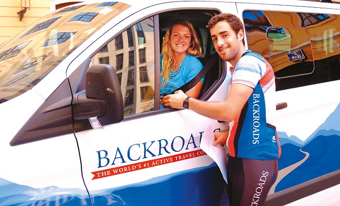 Backroads Trip Leader Qualifications
