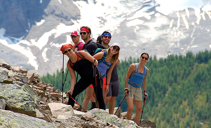 Family Walking and Hiking tours