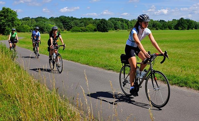 New Family Bike Tours