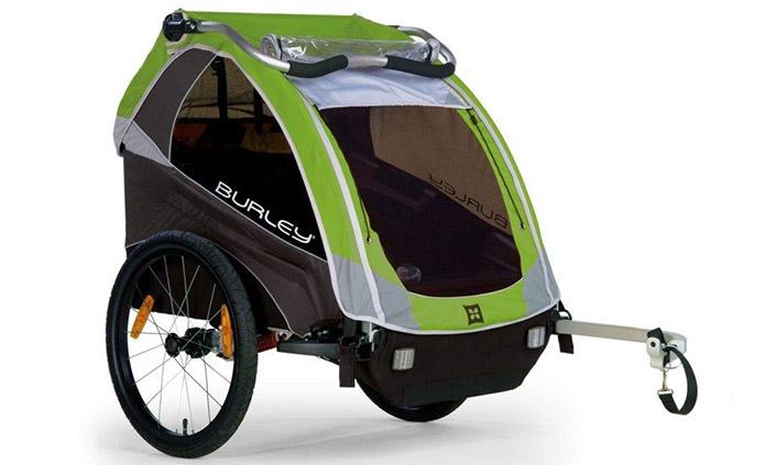 Burley Cub trailer