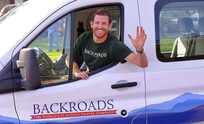 Meet our Backroads Trips Leaders