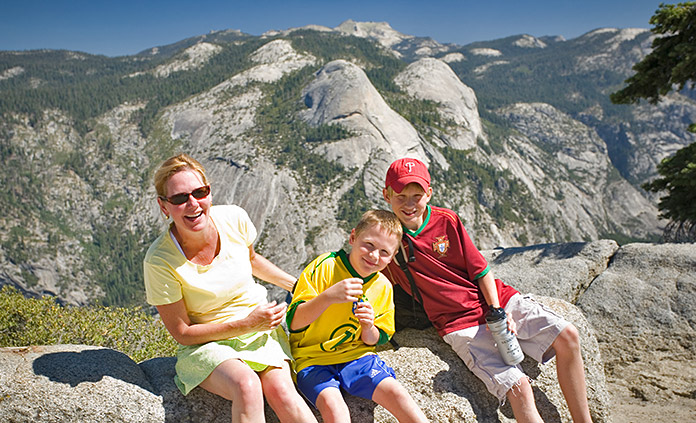 Yosemite Family Multis-Adventure