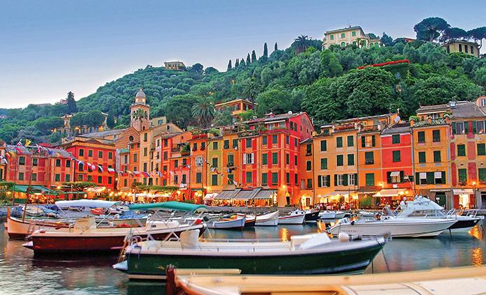 Cinque Terre and Tuscany Walking